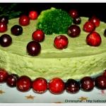 Sernik brokułowy