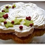 Ciasto, zaorane zielone...