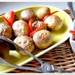 Kanaryjskie ziemniaki...