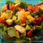 Salatka z semizotu