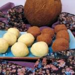 Trufle kokosowe i rumowe