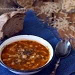 Zupa z cieciorki,...