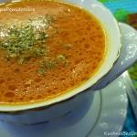 İndyjska zupa pomidorowa...