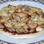Pizza z bobem