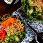 Azjatycka salatka z cieci...