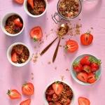 Zapiekane truskawki -...