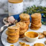 Ciasteczka z kajmakiem