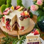 Wielkanocny tort...