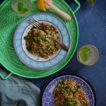 Salatka Tabbouleh!