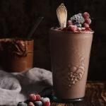 Mrozony czekoladowy deser...