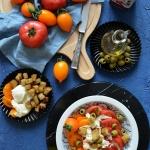 Sałatka z pomidorów!...