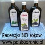 Recenzja Bio soków -...