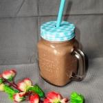 Mocno czekoladowe smoothi...