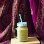 Zielone smoothie ze...