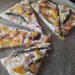 Pizza ze szparagami i...