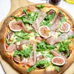 Pizza z serem...