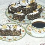 Ciasto makowe z orz...