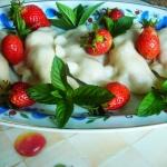 Pierożki jagodowo-...