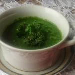 Zupa krem z jarmuzu