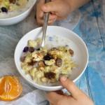 Śniadaniowa zupa mleczna