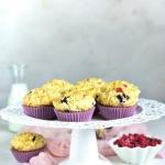 Owocowe muffinki na...