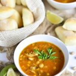 Pożywna zupa z...