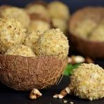 Orzechowo- kokosowe...