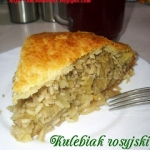 Kulebiak rosyjski wg Alee...