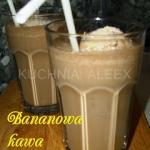 Bananowa kawa wg Aleex