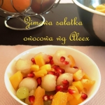 Zimowa salatka owocowa wg...