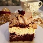 Ciasto Cassis wg Aleex