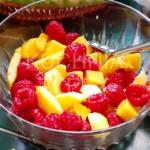 Najprostszy deser z mango...