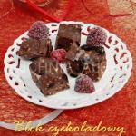 Blok czekoladowy wg Aleex