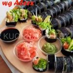 Domowe sushi wg Aleex