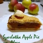 Szarlotka Apple Pie wg...