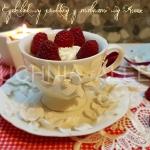 Czekoladowy pudding z...