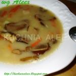Zimowa zupa grzybowa wg A...