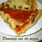 Domowy sos do pizzy wg...