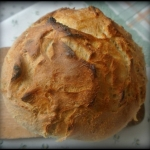 Chleb pszenny z siemienie...