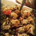 Salatka makaronowa z warz...
