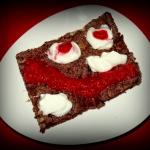 kakaowe ciasto z mąki z...