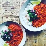 Curry z batatem