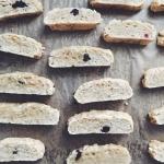 Weganskie biscotti