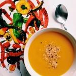Zupa ze słodkich...