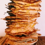 Wegańskie pancakes z...