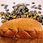 Wegański chleb bananowy