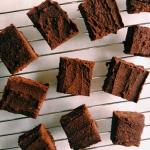 Weganskie brownies ze slo...