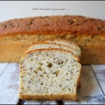Chleb z ziarnami dla...