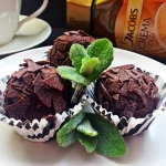 Miętowe czekoladki i...