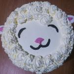 Świetny tort owca -...